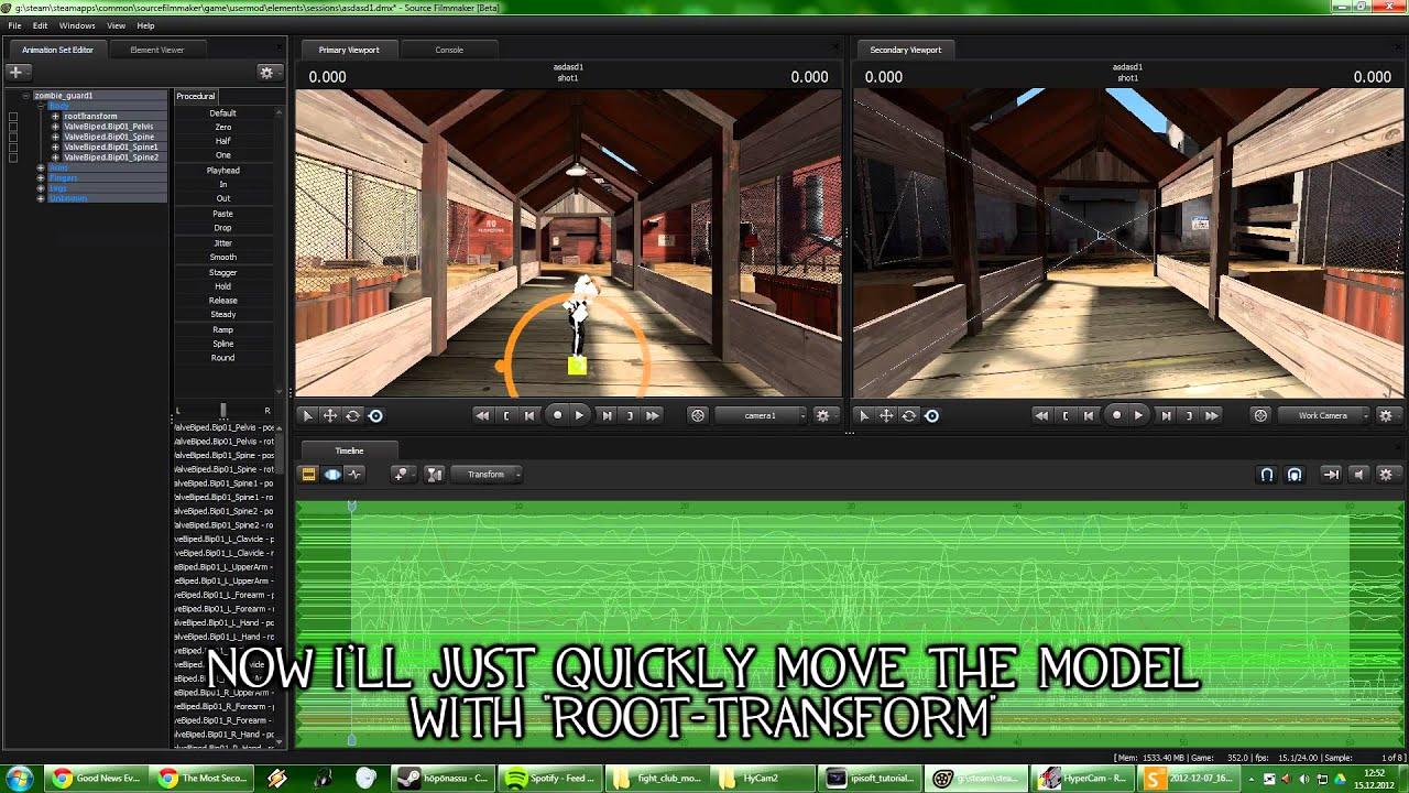 Tutorial easy mocap transfer from ipisoft studio to sfm youtube tutorial easy mocap transfer from ipisoft studio to sfm baditri Gallery