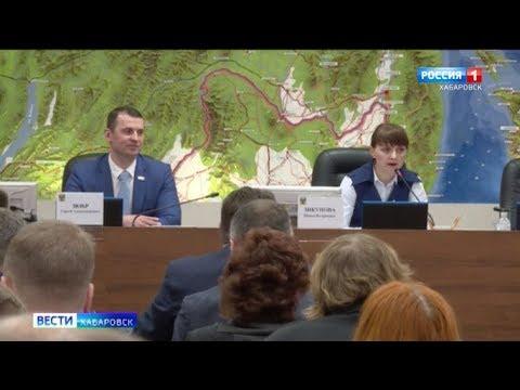 Обсуждение поправок к Конституции РФ