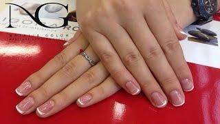 Курс классический маникюр и педикюр: учебный процесс и результаты / Сlassic manicure and pedicure