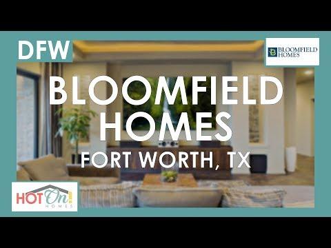 Bloomfield Homes at Watersbend in Fort Worth, TX