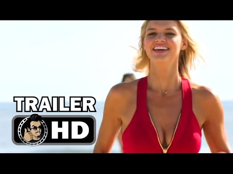 BAYWATCH Official Trailer #1 (2017) Dwayne Johnson, Alexandra Daddario Action Movie HD
