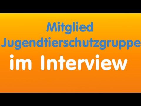 Mitglied Jugendtierschutzgruppe Stuttgart im Interview   WeTalk - Freies Radio für Stuttgart