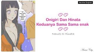 Onigiri Dan Hinata sama-sama Enak | Naruhina | Manga | Doujinshi Bahasa Indonesia | Anime Sub Indo