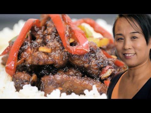 Mongolian Beef (Asian Cooking) Best Mongolian Beef Recipe