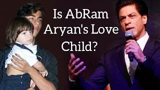 Shahrukh Khan Finally REACTS On Son Aryan Khan's FAKE MMS With Romanian Girl