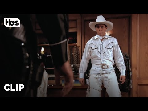 Friends: Joey Becomes a Cowboy (Season 2 Clip)   TBS