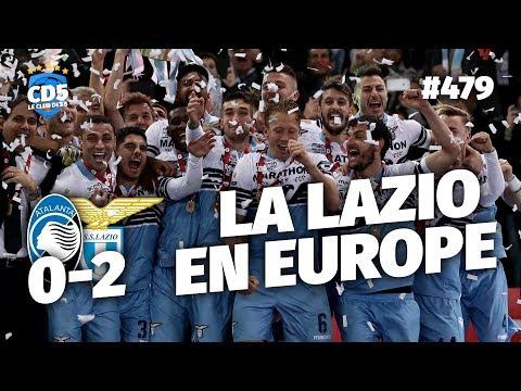 Atalanta vs Lazio (0-2) Finale Coupe d'Italie - Débrief / Replay #479 - #CD5