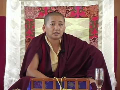Jetsun Khandro Rinpoche teaches on Nagarjuna text 6/6