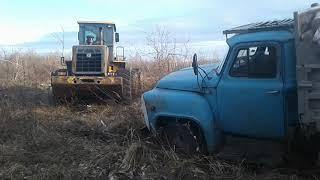 Анатолий Засадилов засадил ГАЗ 53