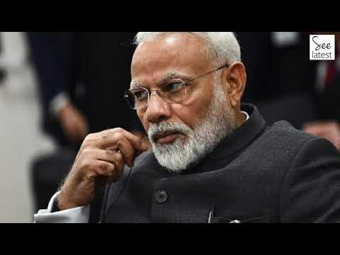 भारत-चीन विवाद पर बोले डोनाल्ड ट्रम्प - प्रधानमंत्री नरेंद्र मोदी अच्छे मूड में नहीं