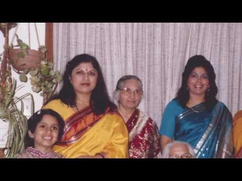 Manju Potdar- A celebration of her life