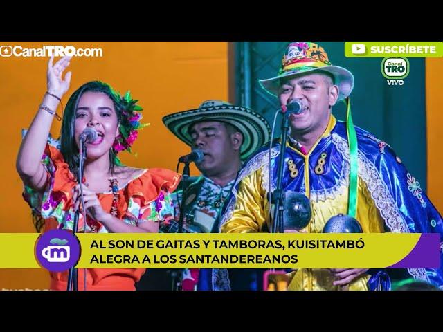 Kuisitambó tradición musical de una familia santandereana