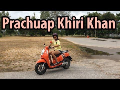 Thailand MONTAGE (2) Prachuap Khiri Khan