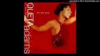 Oletta Adams - All the love - I can't live a day without you
