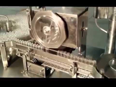 Автоматический роторный укупор МЗ-400Е2Л