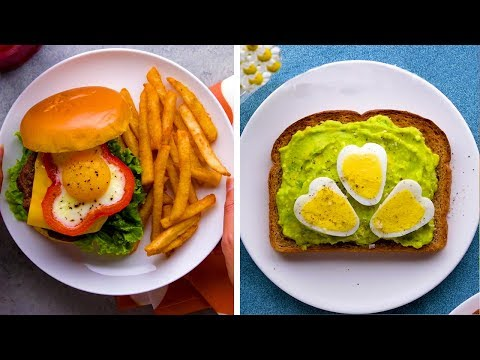 How to Make Eggs for Breakfast and Dinner!   DIY Cooking Recipes by So Yummy