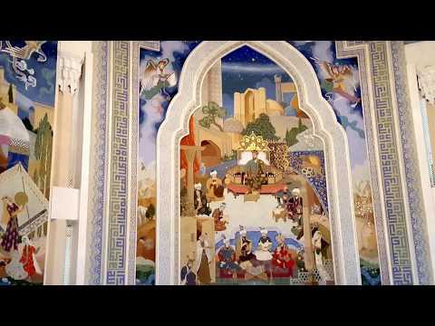 Amir Timur Museum-Tashkent 2017 (1080p60 HD)