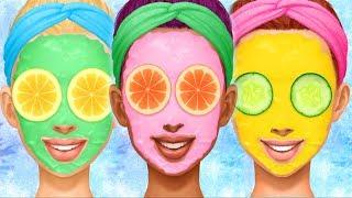 Fun Girl Care Games - Princess Makeup Dress Up Makeover Girls Games - Princess Gloria Makeup Salon