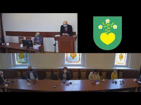 Sesja Rady Miejskiej w dniu 28.04.2020