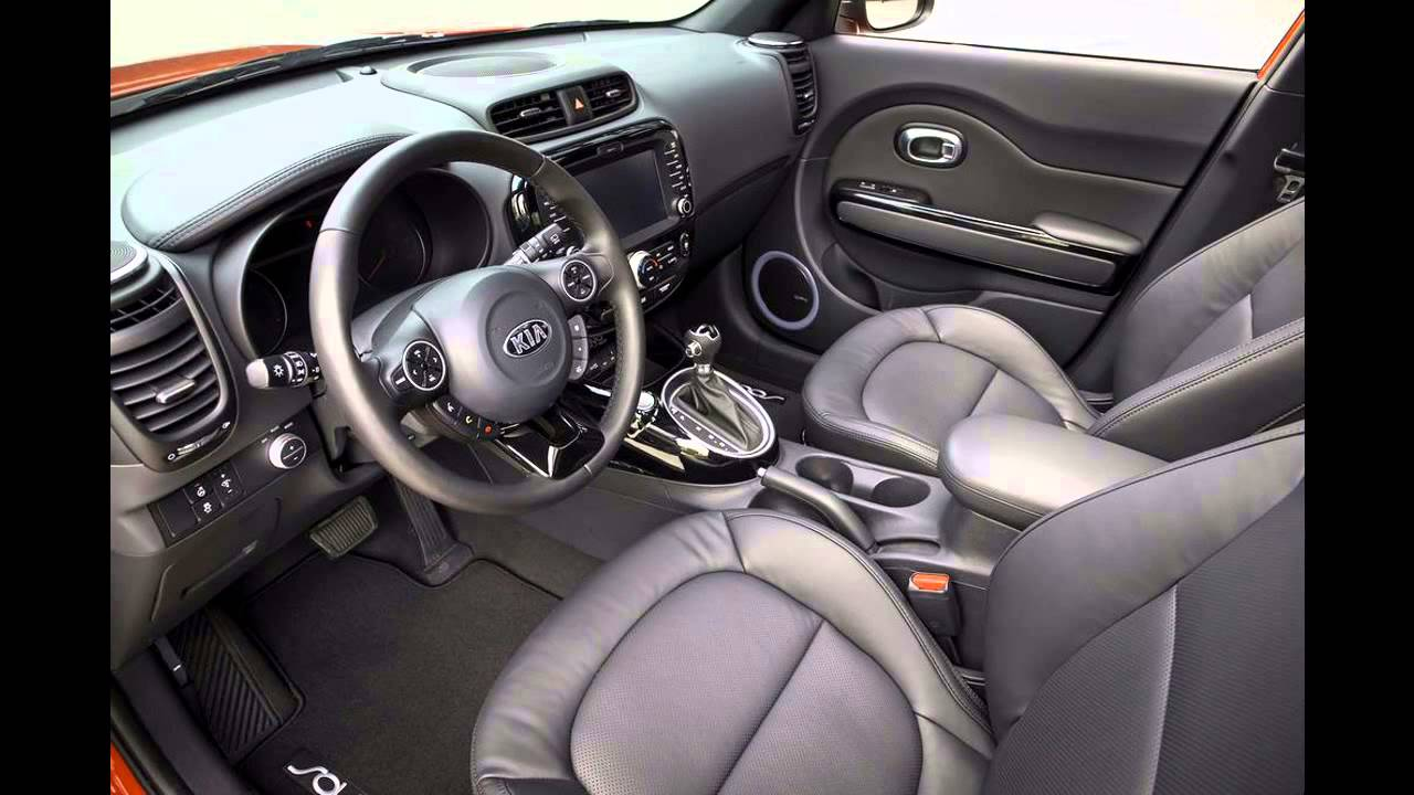 2016 Kia Soul Interior Youtube