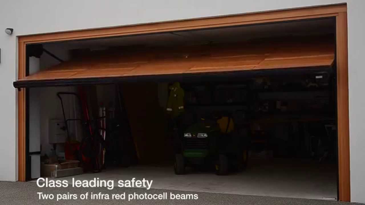 Puertas de garaje basculantes silvelox youtube - Puertas automaticas para cocheras ...
