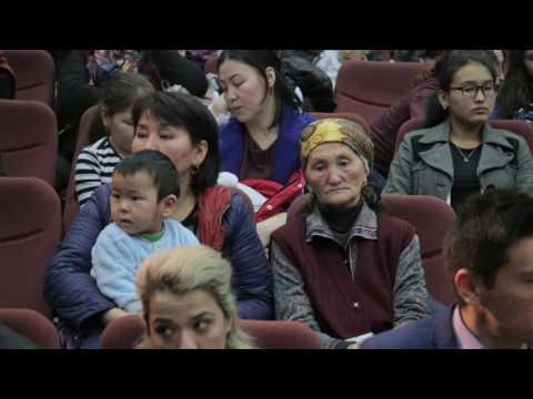 Kırgızistan Türkiye Manas Üniversitesi Nevruz Bayramı Nooruz Media Manas'a Yüklenecek 2017 1080p