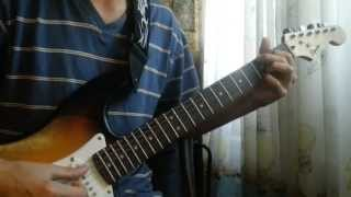C ветки падающий лист- разбор на гитаре