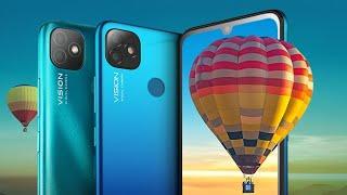 Itel Vision 1 3GB    Itel Vision 1 Spec and Price    Budget Smart phones under 7K