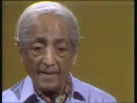 J. Krishnamurti - San Diego 1974 - Conversation 13 - A different way of living