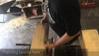 Scrap Wood Dresser Pt4