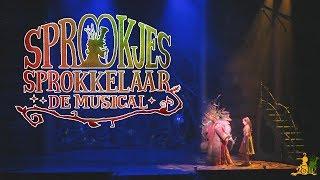 Laatste dag Sprookjessprokkelaar de Musical @Efteling Theater 02-04-2018