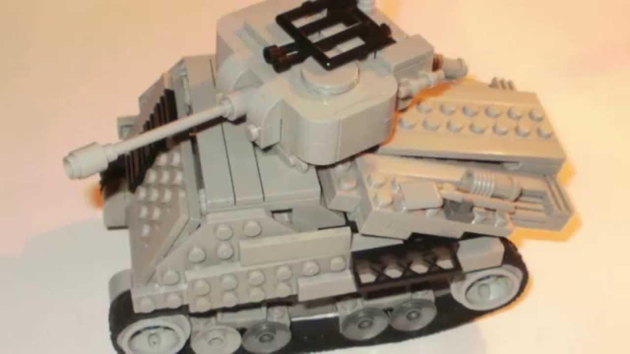 Инструкции по управлению танков