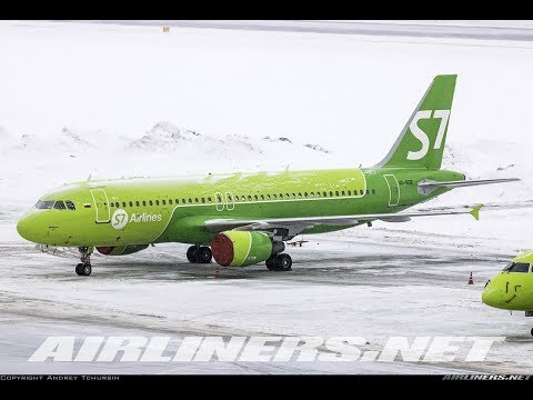 S7 A320 , Moscow - Minsk, Microsoft Flight Simulator & Prepar3D , FSX P3D 2018, VATSIM HD