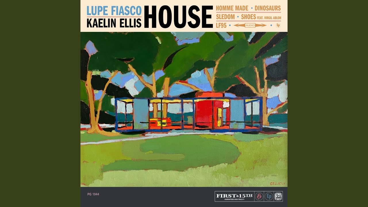 Lupe Fiasco, Kaelin Ellis - SHOES (feat. Virgil Abloh)
