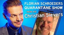 Die Quarantäne Show vom 21.04.2020 - Gast: heute-Moderator Christian Sievers