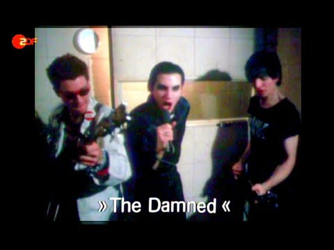 The Damned  rehersal  / Johnny Thunders / Sex Pistols live 1977