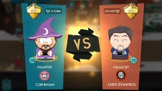 South Park Phone Destroyer: Legendary rank PvP #4-11 (World's TOP 100)