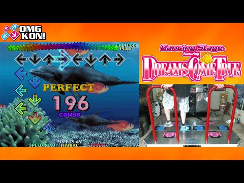 【Dancing Stage ft. DREAMS COME TRUE】 ITu0027S SO DELICIOUS 【D-Maniac】 PFC SS
