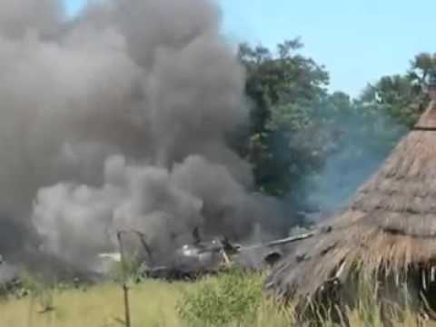 South Sudan Fighting   Doleib Hill Battle October   Jonglei state part 8