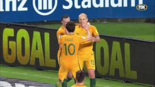 Socceroos vs Jordan Highlights | Caltex Australia Official
