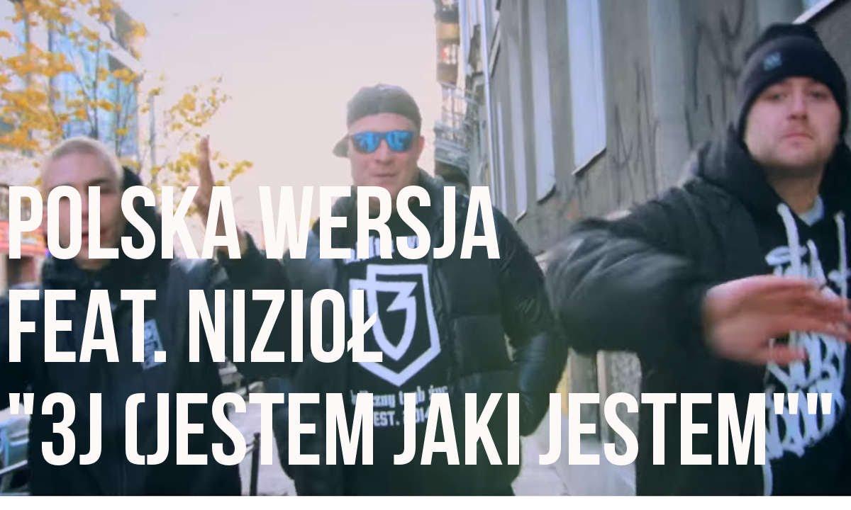 Download Polska Wersja - 3J (Jestem Jaki Jestem) feat. Nizioł prod. Choina