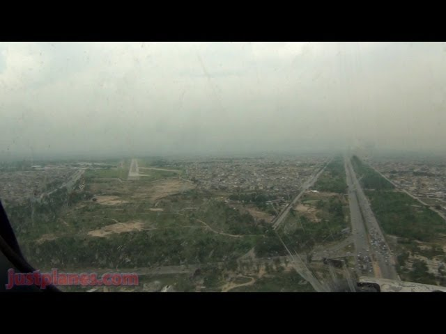 PilotCAM Islamabad Airport Travel Video