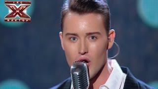 Влад Павлюк - Unchain my heart -  Джо Кокер - Х-фактор 5 - Второй прямой эфир - 15.11.2014