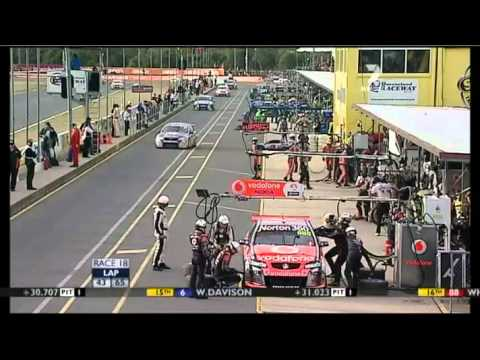 V8 2011 Event 8 (Ipswich) Race 18 Highlights