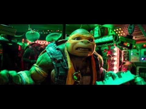 Ninja Kaplumbağalar Gölgelerin İçinden Teenage Mutant Ninja Turtles TR Altyazılı Fragman FikriSinema