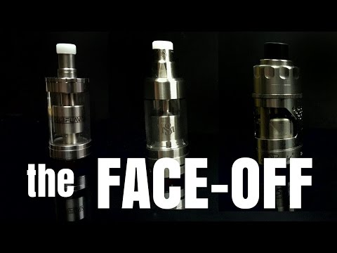 The FINAL video in M2L week! The Siren, Kayfun 5, and Hurricane V2 Face Off