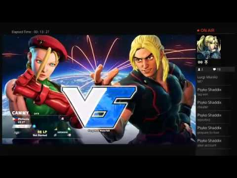 Philiavie's road to being the best SFV