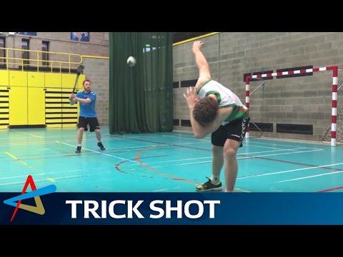 Irish University UCD rock the Trick Shot Showdown