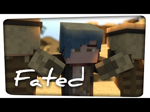 """♪ """"Fated"""" - A Minecraft Parody of Alan Walker's Faded (TRAILER) ♪"""