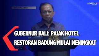 Pajak Hotel Restoran Di Kabupaten Badung